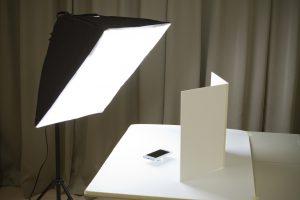 商品撮影,ライト,使い方